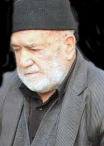 مرحوم حاج ناصر تقی زاده